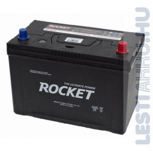 ROCKET Autó Akkumulátor 12V 100Ah 780A Japán Jobb+ (XMF60032)