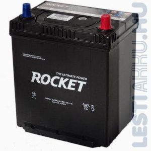 ROCKET Autó Akkumulátor 12V 35Ah 300A Kia Picanto Jobb+ (SMFNS40ENL)