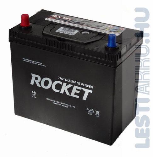ROCKET Autó Akkumulátor 12V 45Ah 430A Japán Bal+ (SMFNX100-S6)