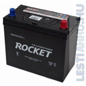 ROCKET Autó Akkumulátor 12V 45Ah 430A Japán Jobb+ (SMFNX100-S6LS)
