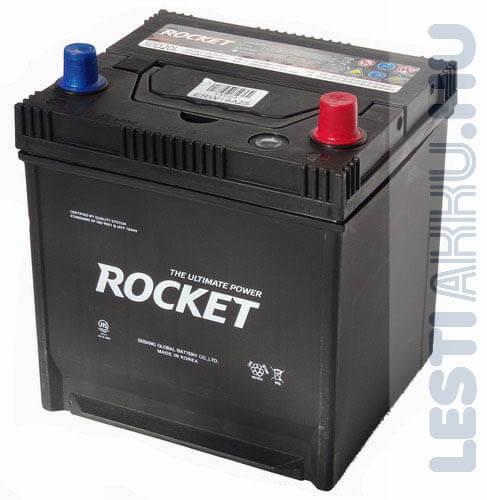 ROCKET Autó Akkumulátor 12V 50Ah 450A Japán Jobb+ (SMF50D20L)