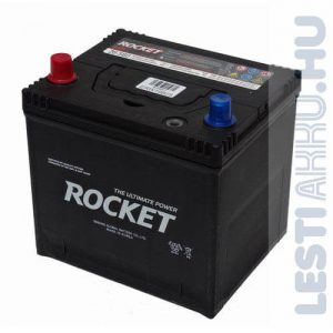 ROCKET Autó Akkumulátor 12V 54Ah 560A Kalos Bal+ (SMF26-560)