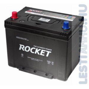 ROCKET Autó Akkumulátor 12V 80Ah 680A Japán Bal+ (SMFN80)