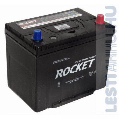 ROCKET Autó Akkumulátor 12V 80Ah 680A Japán Jobb+ (SMFN80L)