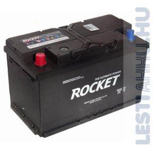 ROCKET Autó Akkumulátor 12V 90Ah 720A Captiva Bal+ (SMF59043)