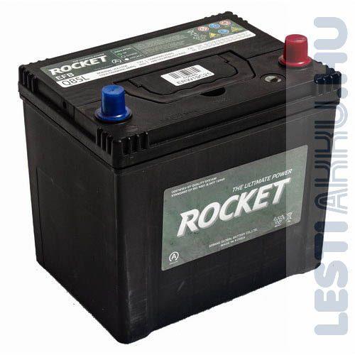 ROCKET Start Stop EFB Akkumulátor 12V 65Ah 600A Japán Jobb+ (EFBQ85L)