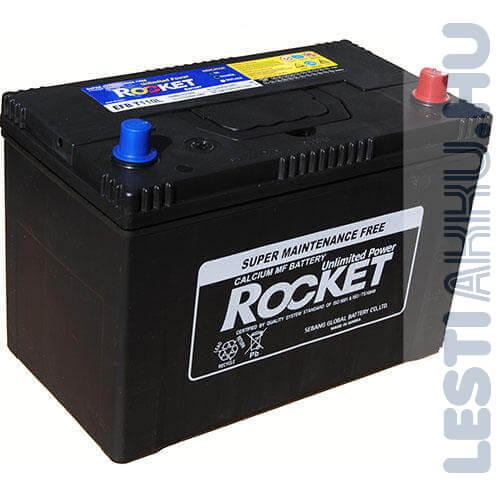 ROCKET Start Stop EFB Akkumulátor 12V 90Ah 760A Japán Jobb+ (EFB110L)