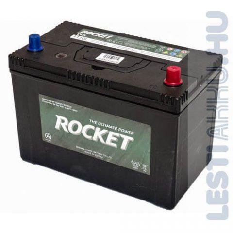 ROCKET Start Stop EFB Akkumulátor 12V 95Ah 760A Japán Jobb+ (EFB110L)
