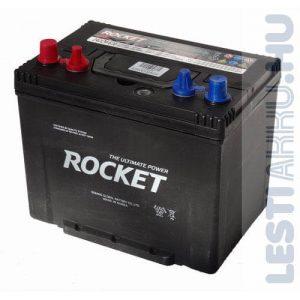 ROCKET Unlimited Power munka akkumulátor 12V 80Ah Bal+