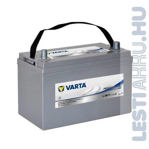 Varta Professional Deep Cycle AGM meghajtó akkumulátor 12V 115Ah jobb+ (830115060D952)