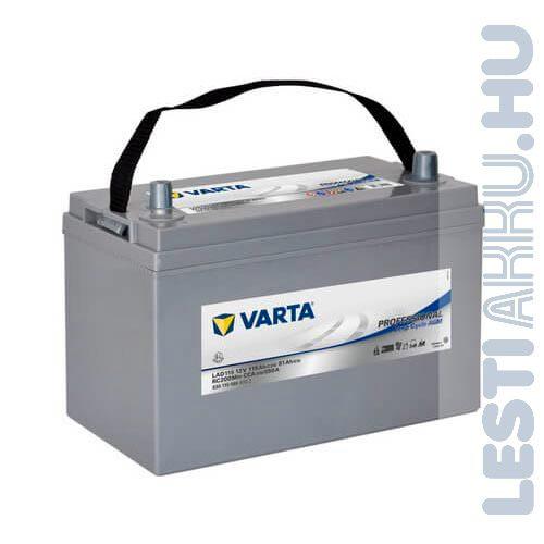 Varta Professional Deep Cycle AGM meghajtó akkumulátor LAD115 12V 115Ah jobb+ (830115060D952)