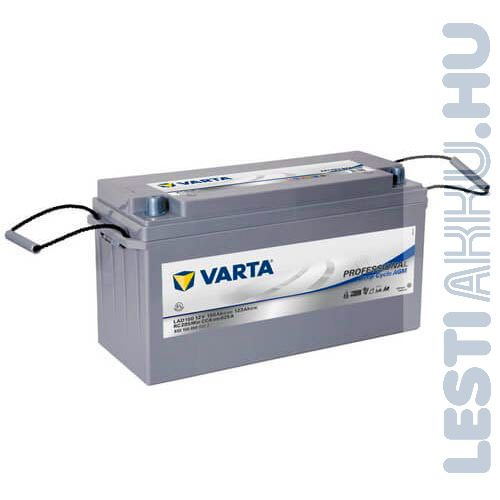 Varta Professional Deep Cycle AGM meghajtó akkumulátor LAD150 12V 150Ah jobb+ (830150090D952)